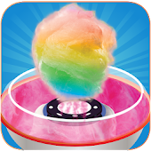Rainbow Cotton Candy Maker