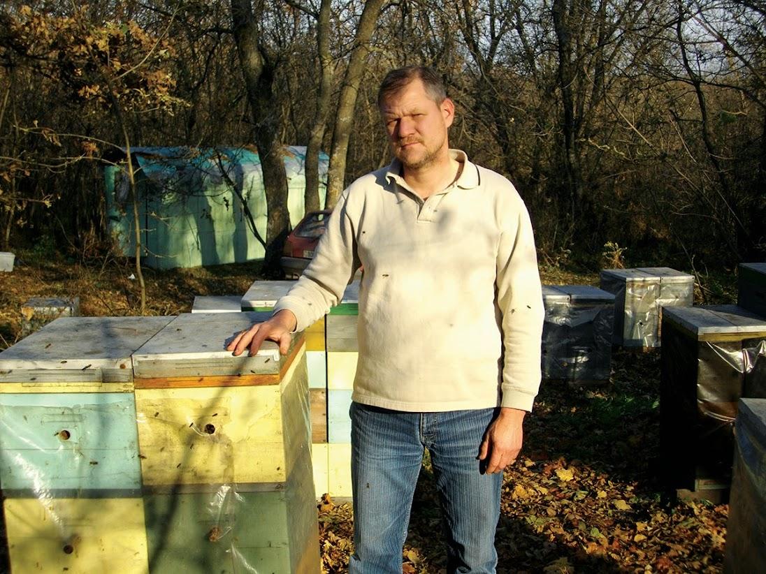 Пасечник Гевал органический мед