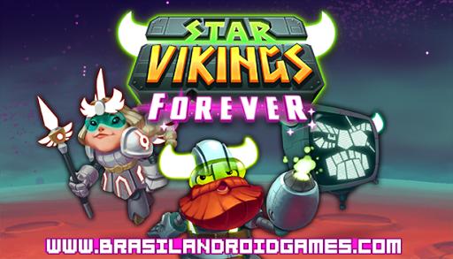 Star Vikings Forever Imagem do Jogo