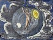 Emblem Of Microcosm Macrocosm From Jan Moerman De Cleyn Werelt 1608