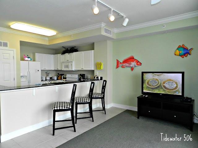 U506 Living Area