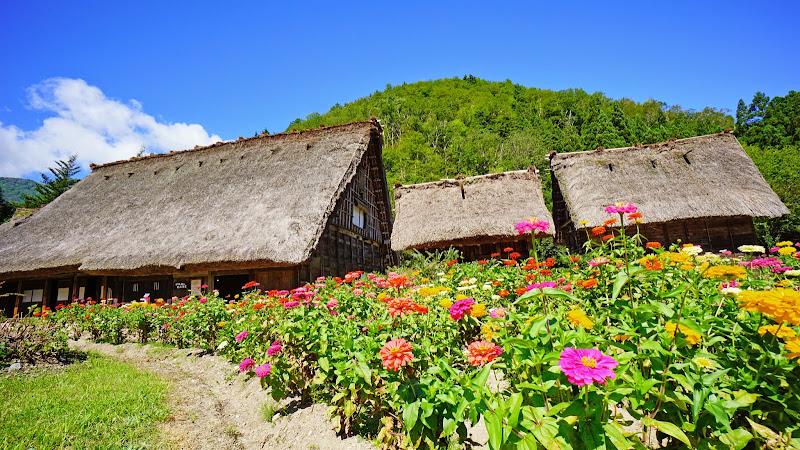 白川郷 民家園 写真4