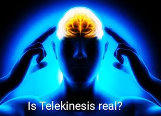 Is Telekinesis real?