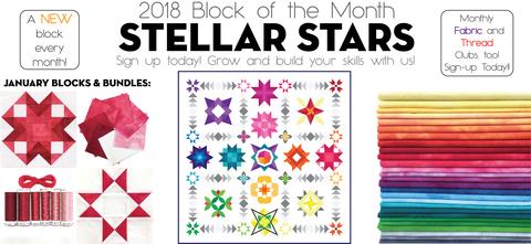 stallar stars 2018 BOM
