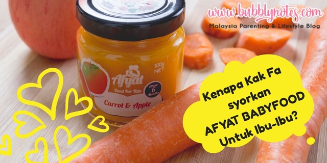 AFYAT BABY FOOD