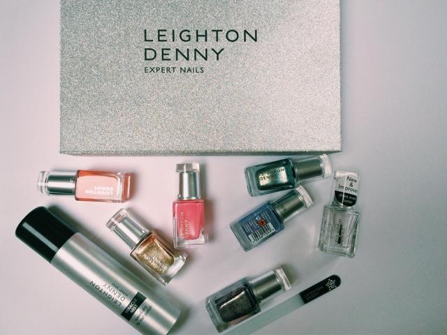 Leighton Denny Expert Nails Set