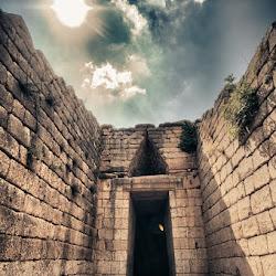 Tour de Greece - Ako nas obdarovali Mykeny a prekvapila Sparta