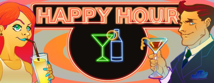 Vegas World's Happy Hour Slots - Free Spins Friday 18/12/2020