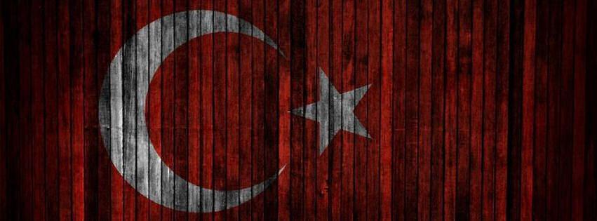Türk bayrağı kapak fotoğrafları