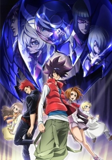 Phi Brain: Kami no Puzzle Season 2