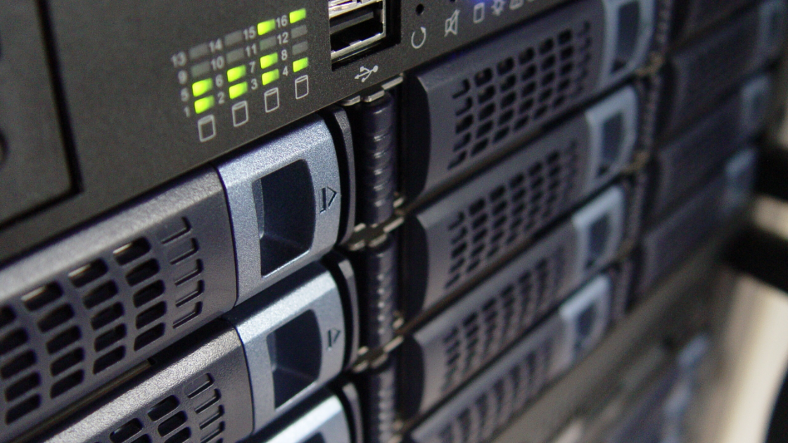 What is server network