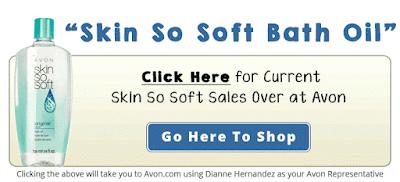 Avon Skin So Soft Bath Oil