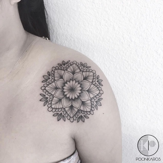 Esta bela flor