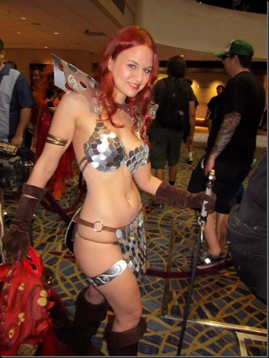 Red Sonja by AlisaKiss_742710-0021