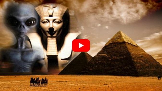 RA um deus extraterrestre do Egito