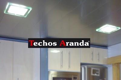 Oferta economica techos cocinas Madrid