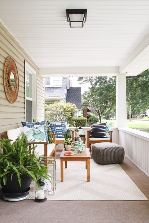Porch Reveal Side