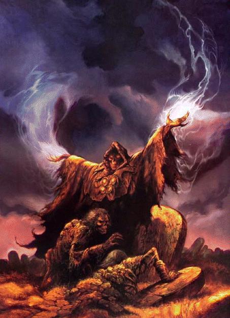 Darkness Of Fine Warlock, Wizards