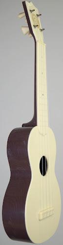 Finder diamond head plastic standard ukulele