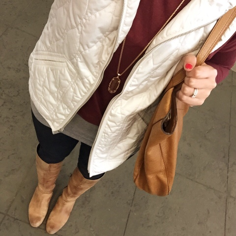 fall layers, riding boots, kendra scott, rocksbox