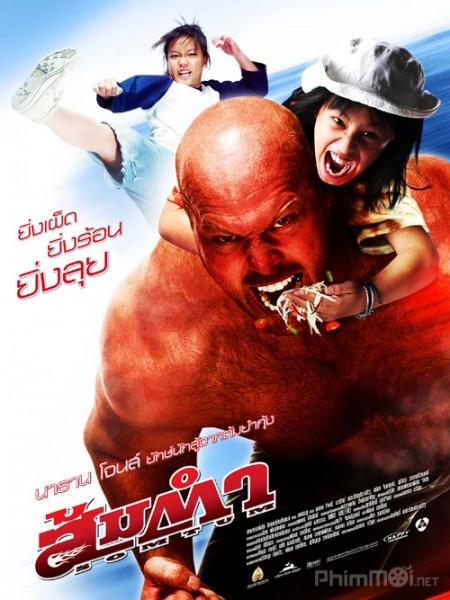 Phim Tay quyền Thái bự con / Tiểu quỷ Somtum - Muay Thai Giant / Somtum - VietSub