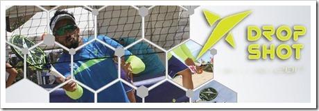 Colección Drop Shot Beach Tennis 2017: la firma sigue aumentando los estándares de calidad.