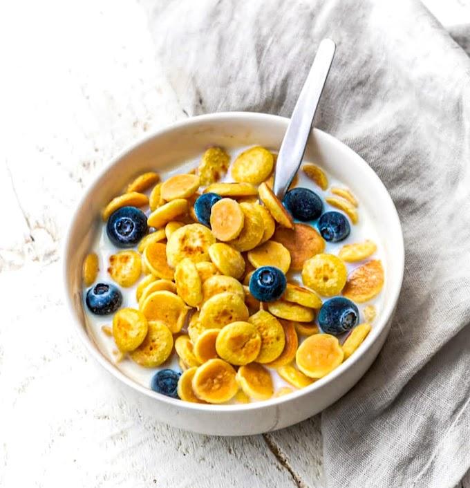 Pancake Cereals Recipe | Breakfast Care
