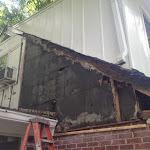 New Sheathing - Siding - Windows