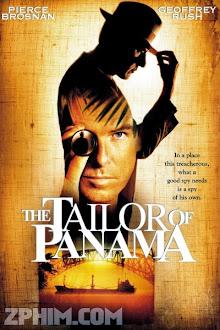 Đặc Vụ Đi Buôn - The Tailor of Panama (2001) Poster