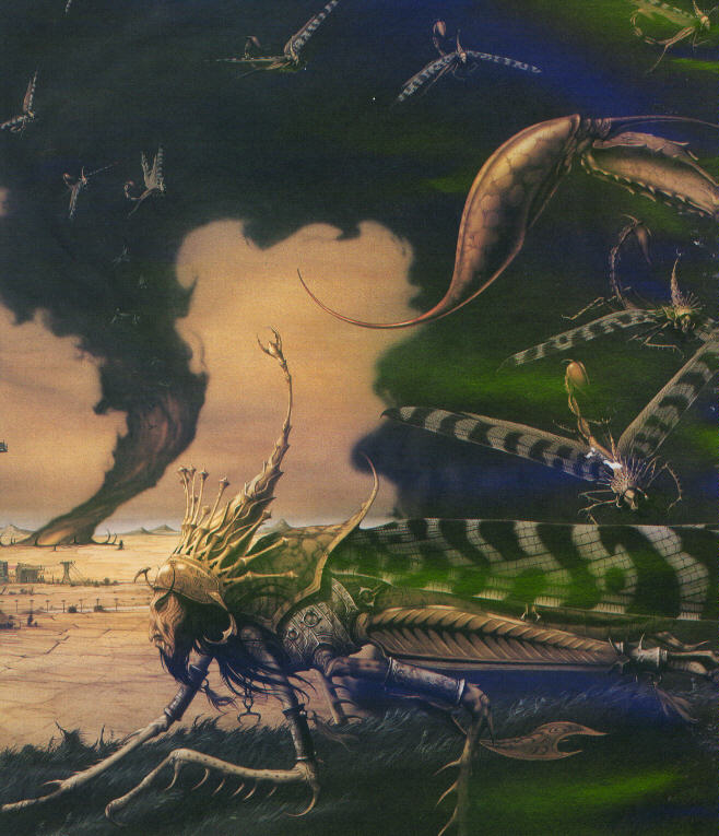 Spider Lands, Fantasy Scenes 1