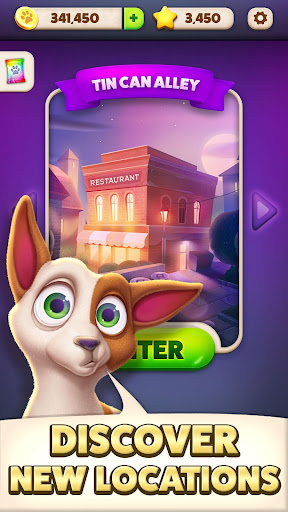 Solitaire Pets Adventure -  Classic Card Game cheat screenshots 5