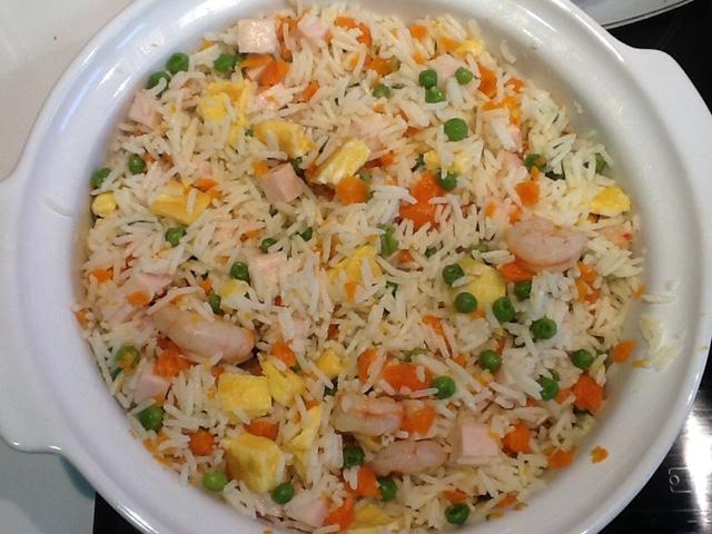 Come en mi cocina arroz tres delicias for Cocinar arroz 3 delicias