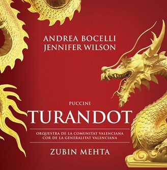 CD REVIEW: Giacomo Puccini - TURANDOT (DECCA 478 8293)