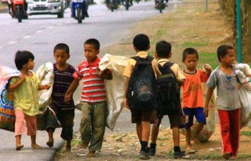 35,9 Persen Anak Terpaksa tidak Sekolah