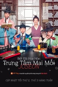Biệt Đội Hoa Hòe Trung Tâm Mai Mối Joseon