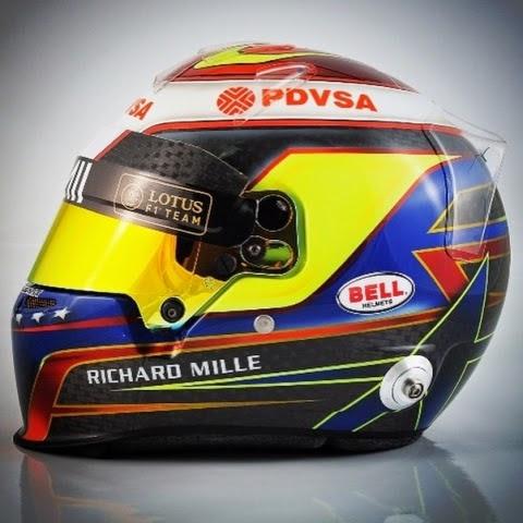 Anche Maldonado ha spesso cambiato stile, mantenendo comunque sempre i colori della bandiera venezuelana