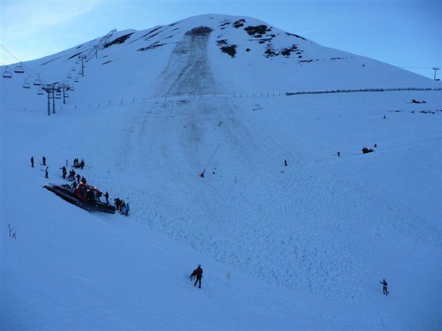 Avalanche Pyrenées - Néouvielle, secteur Espiaube, Secteur du Ticot de Noumede, station de ST LARY SOULAN - Photo 1