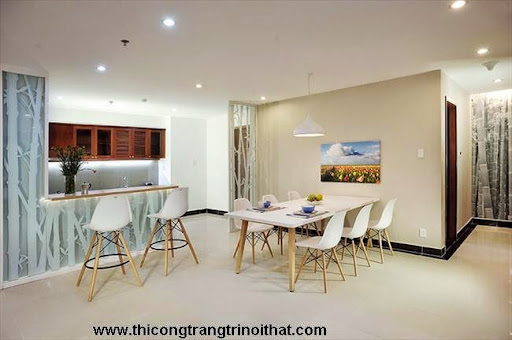 Hoàn thiện nội thất căn hộ 100m2 với 200 triệu đồng-7
