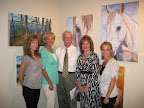 Susan White, Dorene Badalamenti, Marke Smith, Mitzi Long and Terri Schrobilgen.