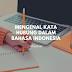 Kata Hubung dalam Bahasa Indonesia