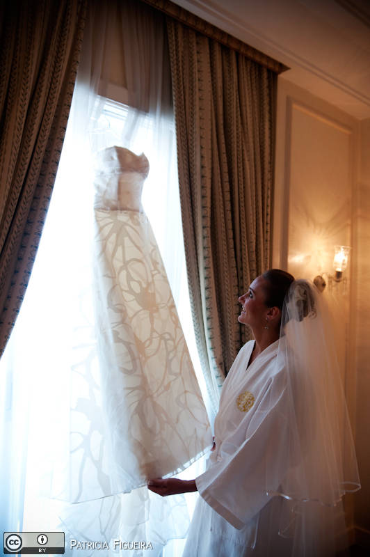 Foto de casamento 0240 de Julia e Rafael. Marcações: 28/11/2009, Casamento Julia e Rafael, Rio de Janeiro.