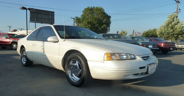 1997 Ford Thunderbird LX $2595 Buy here , Pay here ...