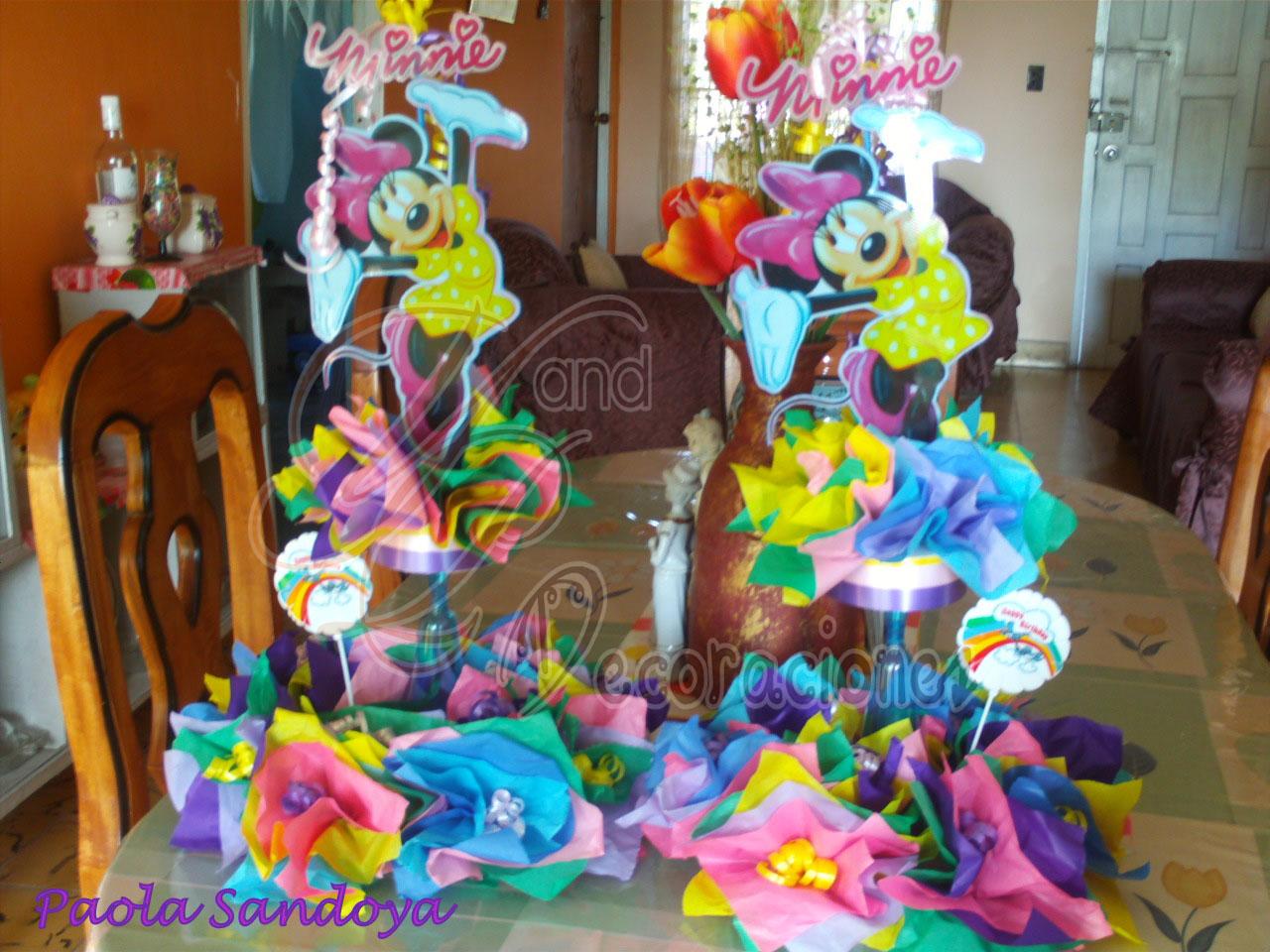 Como decorar mesa de dulces scrapbook topiario para - Preparar fiesta infantil ...