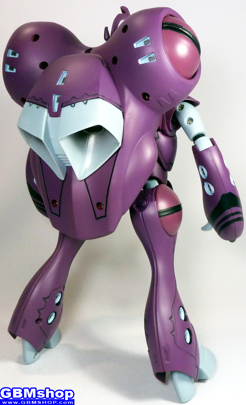 The Super Dimension Fortress Macross Do You Remember Love Meltrandi Queadluun-Rau Battle Suit