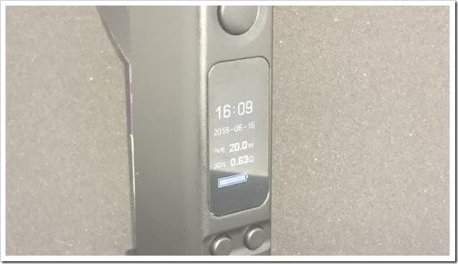 DSC 2325 thumb%25255B2%25255D - 【MOD】稀代の小型MOD「Joyetech eVic VTwo Mini」レビュー【VTC Mini後継モデル】