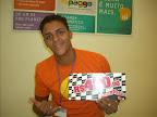 Thiago Costa da Silva, foi autorizado pelo seu colega Rodrigo Ferreira Alves ( Vendedor ) NCX Bangu Shopping, Para receber o Voucher de R$ 400,00