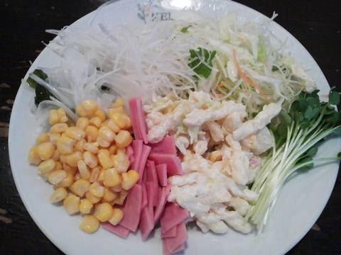 サラダ1 カフェケント江南店