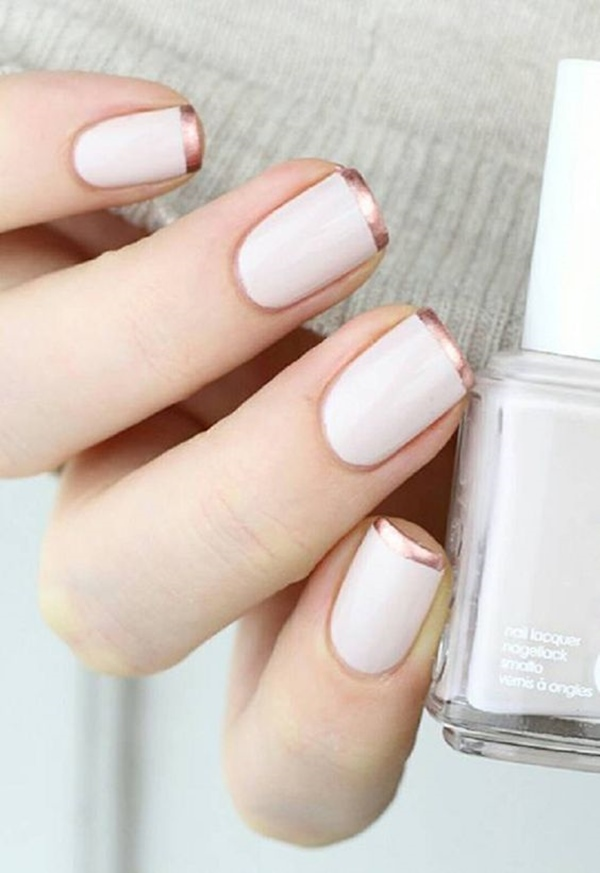 40 Chic Fall Nail Colors Designs to try in 2018 - Nails C