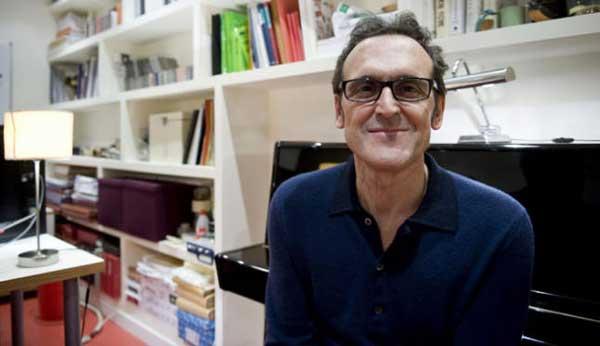 Alberto Iglesias, presentación