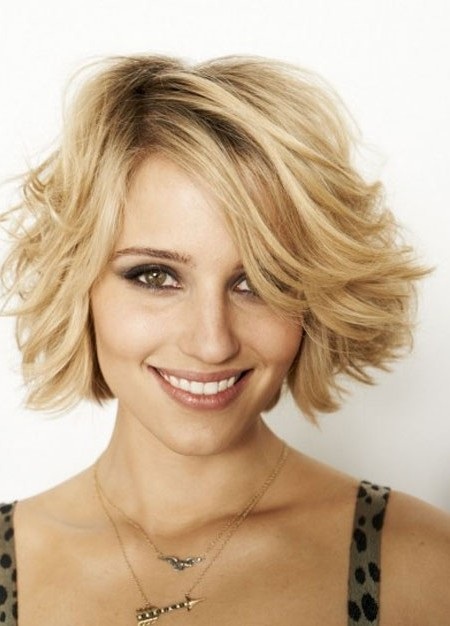 quick short wavy hairstyle ideas 2016